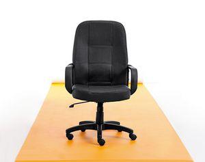Canasta 01, Silla de oficina con formas suaves