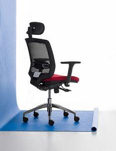 New Malice 01 PT, Silla de gestión para el estudio profesional y ergonómico