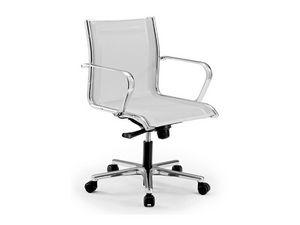 Origami RE executive 70221, Silla de oficina con asiento y respaldo de malla