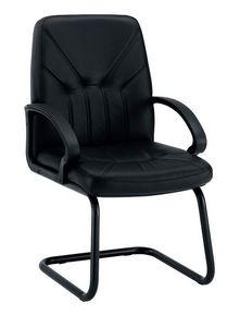 UF 501 / S, Silla patín con asiento tapizado, las opciones de tapicería