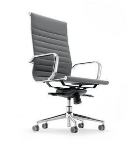 UF 597 / A, Silla con respaldo alto para oficina ejecutiva