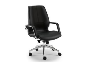 Wave tall executive 1505, Sill�n de oficina con respaldo alto tapizado