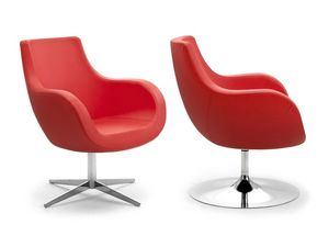 Victoria mediana, Silla con asiento profundo, estilo moderno