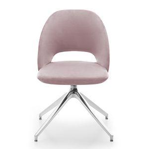 Vivian chair, Silla con base giratoria