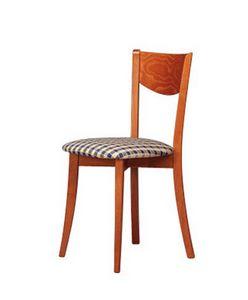 251, Sill�n, con asiento circular, para el comedor