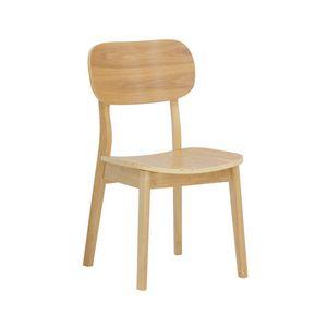 0561, Silla de madera contempor�nea