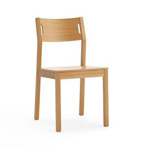 Moijto madera, Silla de comedor de madera de haya, asiento de madera contrachapada