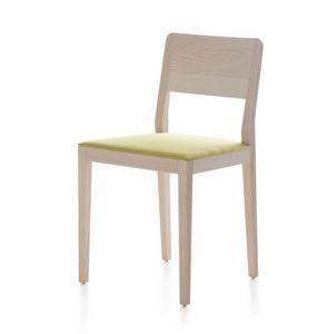 Seida, Presidente de Fresno, de madera de roble, asiento tapizado