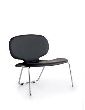 Alis XXL FU, Silla tapizada con asiento grande