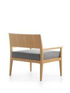 Anna XXL, Silla tapizada con asiento de ancho