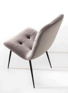 Art. 206 Zara, Silla de comedor de l�neas elegantes y suaves