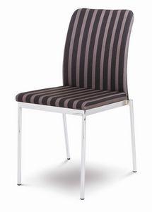 Evosa 08/2, Silla moderna para la cocina, silla apilable para bar