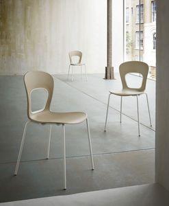 Blog, Silla con asiento de plástico, para pasteles de moda