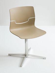 Slot L, Design silla giratoria con cubierta de polímero