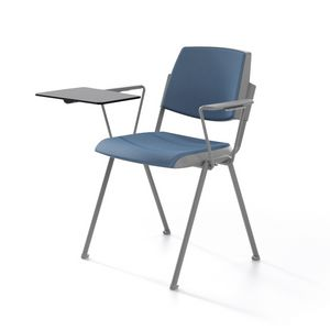 Wampa TAP, Silla apilable, acolchado, para salas de reuniones