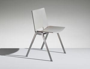 HL3 1, Silla con asiento plegable para trabajo y comunidad