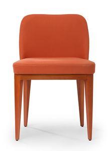Kate soft, Cómoda silla acolchada