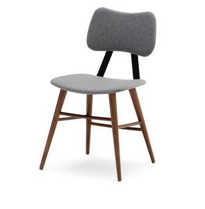 Kora, Silla en madera de haya, asiento y respaldo tapizados