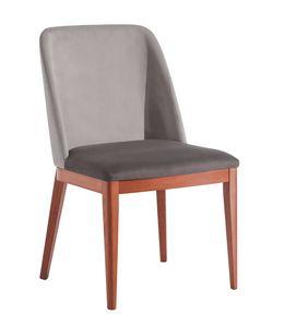 OSLO S, Cómoda silla acolchada