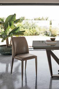 VIENNA SE608, Silla tapizada ideales para la cocina y el comedor