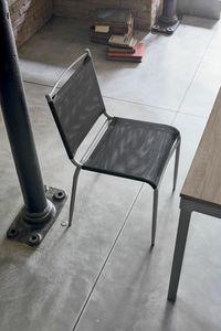 YUPPIE DU SE177, Silla de cocina con asiento de plástico