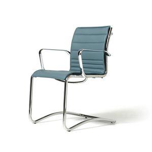 Auckland chair, Silla tapizada para los visitantes, cáscara de red, varios colores