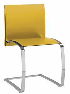 Zen silla 10.0130, Silla de visita con base cantilever