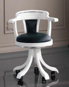 Art. 3240, Silla de estilo clásico con ruedas
