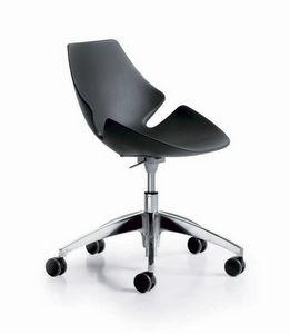 Eon gas, Regulable en altura silla, c�scara r�gida de poliuretano