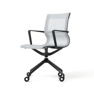 Liberty 4 razze, Silla de oficina con asiento y respaldo de malla