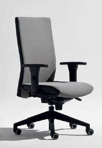 Lora-PB, Silla de oficina con reposabrazos en forma de T