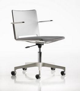 Slim gas, Silla ideal para salas de reuniones y como silla de escritorio
