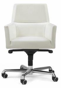 Web sillón giratorio 10.0112, Sillón giratorio de oficina