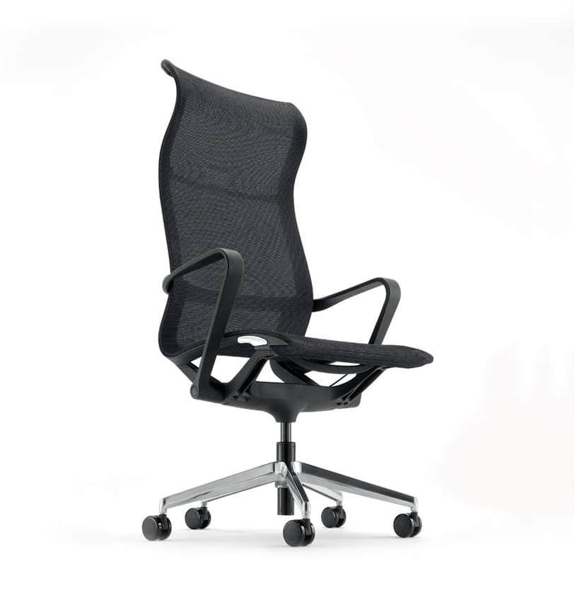 Silla de oficina con diseño refinado | IDFdesign