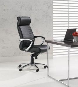 Plus, Silla para oficina direccional, apoyabrazos ajustables