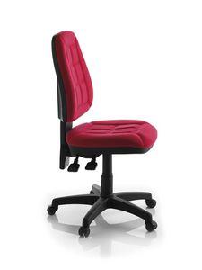 Robin 01 SY, Silla operativa con ruedas para oficina y centro de llamadas