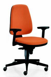 11555 Golf, Silla de oficina con brazos ajustables
