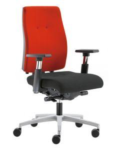 Sax 24, Silla operativa de oficina duradera
