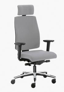 Sax 8, Silla de oficina con banda lumbar ajustable