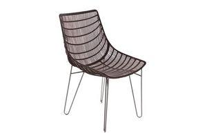 Infinity 5311, Silla tejida con Canax adecuado para uso al aire libre