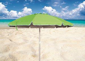 Sombrilla de playa del mar Roma – RO220UVA, Parasol con estructura de aluminio adecuado para playas