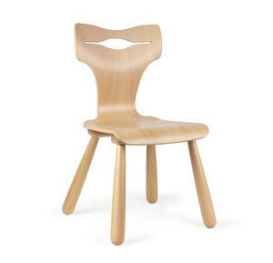 JOKER, Silla de madera para niños