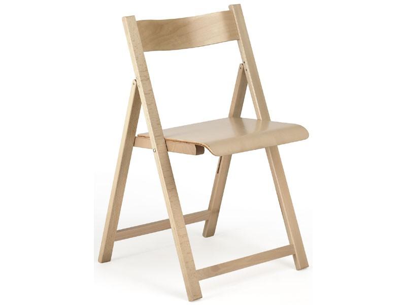 194, Silla ligera, de madera, plegable, para el restaurante y el hogar