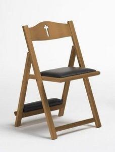 Jubileum, Silla plegable con reclinatorio para las iglesias