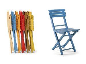Onos, Silla plegable de madera, diferentes colores