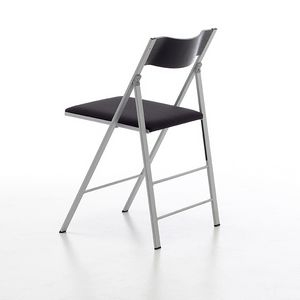 Pocket wood fabric, Espacio silla de ahorro, plegable, ideal para catering y cocina