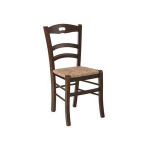 180, Silla rústica con asiento de paja, de tabernas y posadas