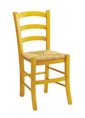 Venezia, Rústica silla disponible en varios colores