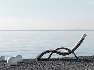 Altea tumbona, Tumbona tejida, elegante, de playas y piscinas