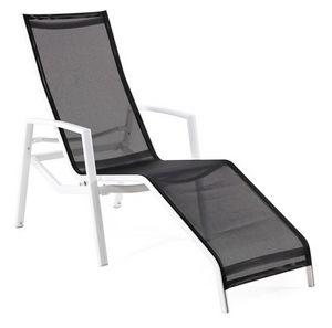 Victor relajarse cama, Cama de aluminio, asiento de malla sintética